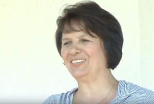 Галина - будучи на заслуженном отдыхе, построила свой дом