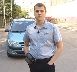 Николай - видеооператор, я начал снимать сериалы...