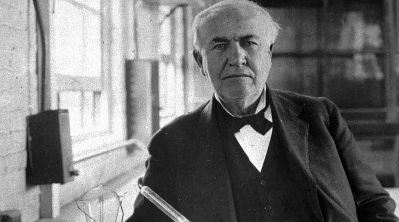 Притча о Томасе Едисоне. История: Мать героиня