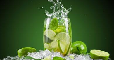Фитнес лимонад
