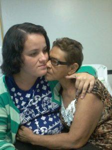 Она перенесла операцию, от которой могла умереть