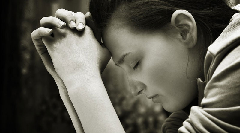 Молитва, которая возносится к Богу