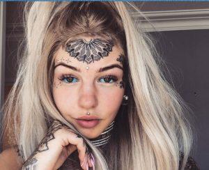 Татуировки вызывают невыносимую боль и даже временную слепоту