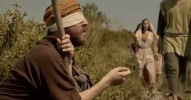 Вера и исцеление двух слепых