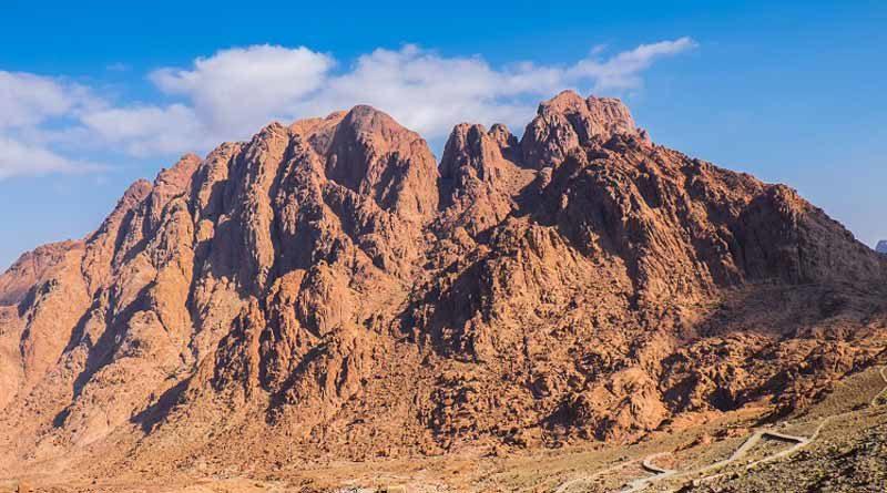 Гора Синай: гора, которой завидуют другие горы