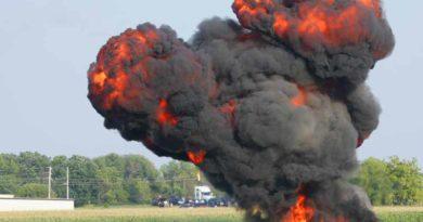 Атака США и гибель двух иракских военных