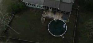 Ураган Салли: дом был спасен от наводнения...