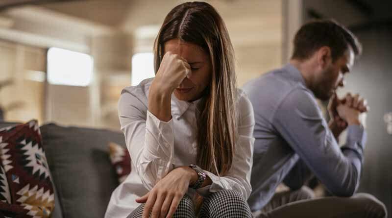 Несчастливый брак может убить также, как и курение