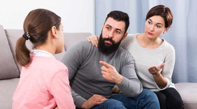 Как родителям исправлять ошибки своих детей